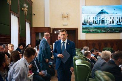 В Одесской Юракадемии проходит Международный конгресс по криминалистике
