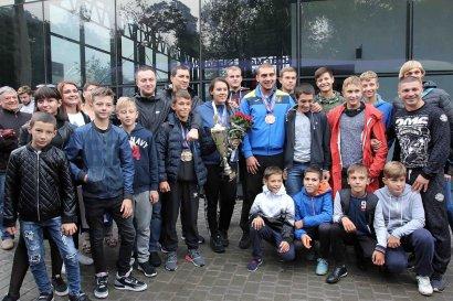 Успех одесских спортсменов на чемпионате мира по грэпплингу
