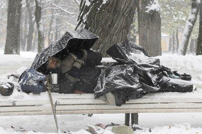 КУ «Центр учёта бездомных граждан» зарегистрировал почти 10 тысяч бездомных в Одессе