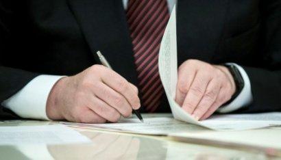 Президент Порошенко подписал указ о прекращении Украиной действия Договора о дружбе, сотрудничестве и партнерстве между Украиной и Российской Федерацией