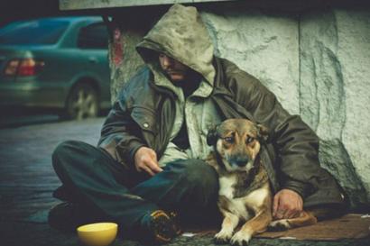 В Одессе сокращается количество бездомных людей