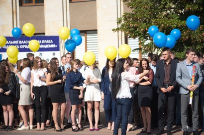 День знаний в Киевском институте интеллектуальной собственности и права Одесской Юракадемии
