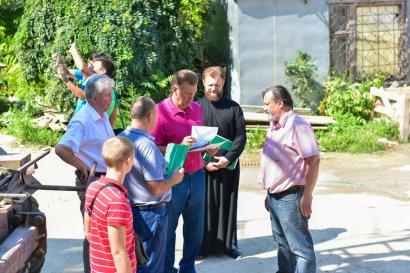 Строительство Общеобразовательной церковно-приходской школы в Одессе динамично развивается