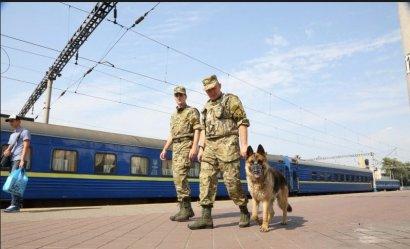 На Одесской железной дороге предупредили 108 краж и задержали 136 человек