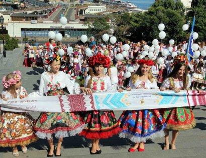 Как в Одессе отмечали Международный день мира
