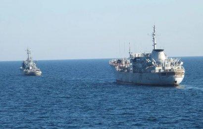 Для будущей украинской военной базы в Азовском море будут использовать инфраструктуру торговых портов