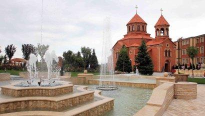 В Одесе отметили 27-й День независимости Армении