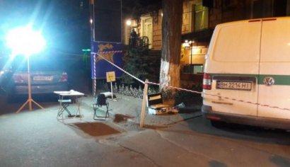 Детали нападения на инкассаторов: стрельба, ранения и похищение 3 миллионов гривен ВИДЕО