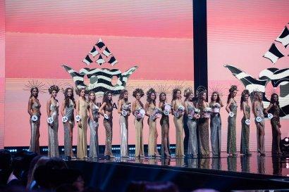 В Киеве прошел финал конкурса «Мисс Украина – 2018»