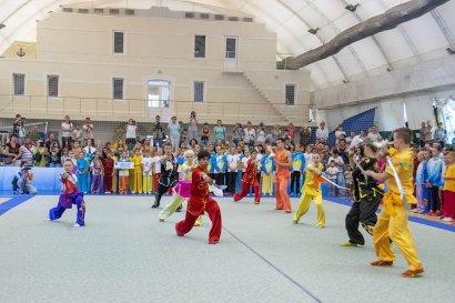 В Одессе прошел финал кубка Украины по ушу