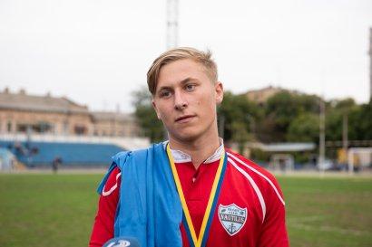 В финале Высшей лиги чемпионата Украины по регби-7 победу одержала команда Одесской Юракадемии