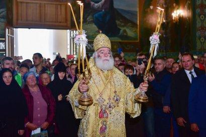 Предстоятели Александрийской и Украинской Православных Церквей совершили Великий чин освящения Спасо-Преображенского собора в Болграде