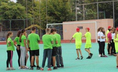 Одесская Юракадемия приняла Малые Олимпийские игры