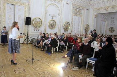 Награждение участников Марша мира состоялось сегодня в Одесском Литературном музее