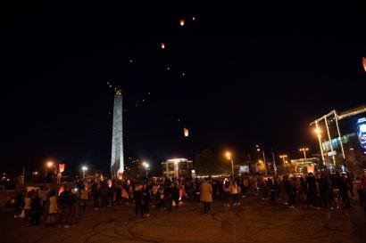 «Вечер мира» в Одесской Юракадемии: творите добро красиво!