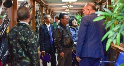 Одессу посетили представители академической элиты Индонезии
