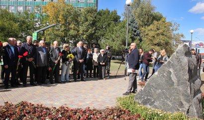 В Одессе открыли музей и установили памятный знак заслуженному журналисту Украины Борису Деревянко
