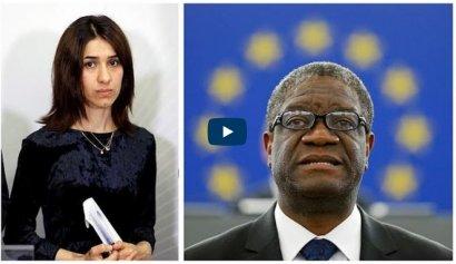 Нобелевская премия Мира: хирург Дени Муквеге, правозащитница Надя Мурат