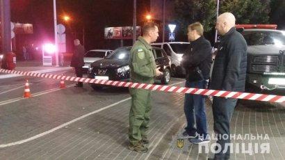 Предполагаемые стрелявшие в «автомайдановца» задержаны в Одесской области, предварительная причина конфликта - лотомаркет