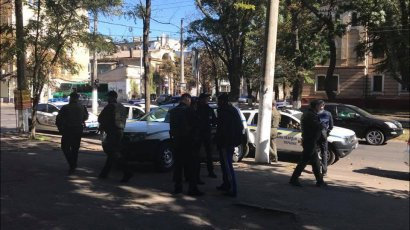 Стрельба в центре Одессы: возле обменника ранили прохожего