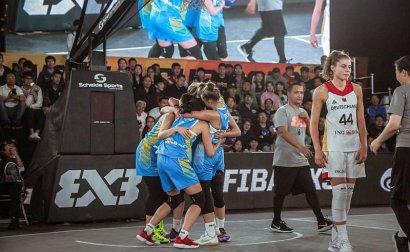 Бронзовые медали чемпионата мира у одесских баскетболисток