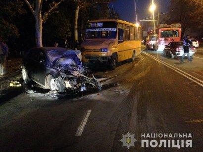 Возле Ивановского моста произошла массовая авария