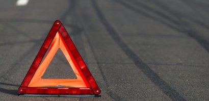 В Одессе на подъезде к одной из автозаправок водитель иномарки насмерть сбил человека