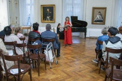 В Одесском музее западного и восточного искусства снова звучал саксофон