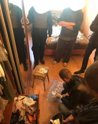 В Одессе поймали на взятке офицера военкомата