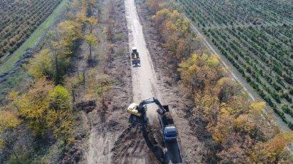 Дорожники приступили к капитальному ремонту автодороги «Кучурган — Беляевка – Маяки – Овидиополь»