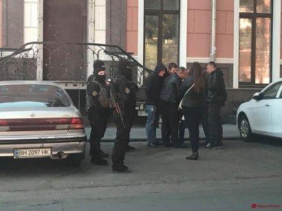 В Одессе за вымогательство задержали руководителя общественной организации