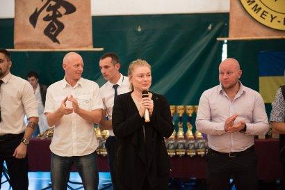 Спорткомплекс МГУ принял открытый кубок по карате «Оками Кан»