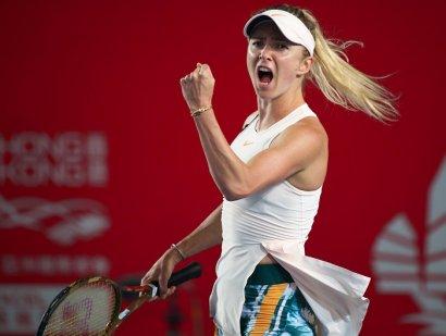 Одесские теннисистки Элина Свитолина и Даяна Ястремская уверенно побеждают в соревнованиях турнира в Гонконге
