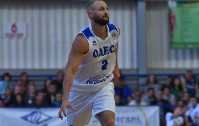Одесские баскетболисты выиграли гостевой матч у харьковского «Политехника»