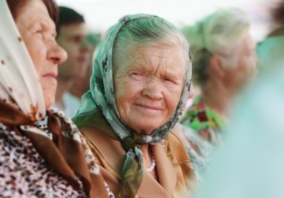Международный день сельских женщин: Более четверти всего населения планеты составляют сельские женщины