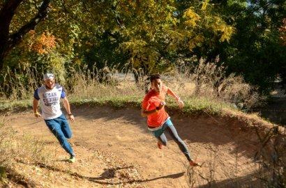 В Одессе соревновались участники горного спринта Gorka One Love
