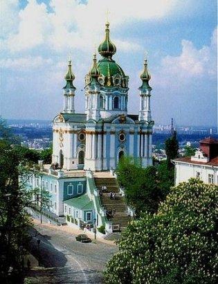 Порошенко предлагает передать Андреевскую церковь в постоянное пользование Вселенскому патриарху, как символический жест единения с Матерью-Церковью