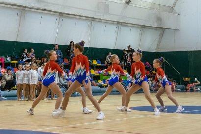 В Одессе прошел Кубок области по аэробной гимнастике