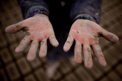 В Одессе участились случаи незаконного использования труда несовершеннолетних на улице