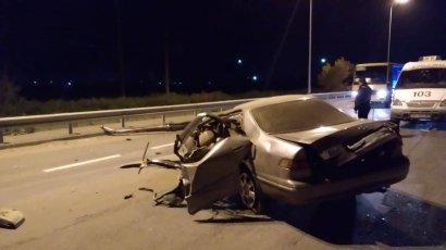 На трассе Одесса-Николаев произошло смертельное ДТП