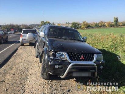 В Беляевском районе внедорожник «Mitsubishi» насмерть сбил пешехода