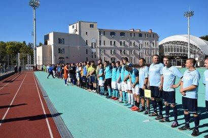 В Одессе прошел Всеукраинский футбольный турнир среди работников Государственной исполнительной службы