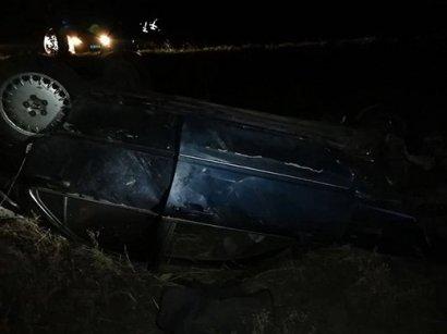 Ночью в районе Усатово произошло смертельное ДТП