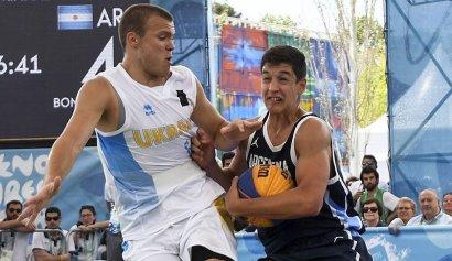 У одесских баскетболистов в составе сборных четвёртое и седьмое место на юношеских Олимпийских играх