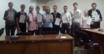 Одесские шахматисты завоевали призовые места на чемпионате Украины