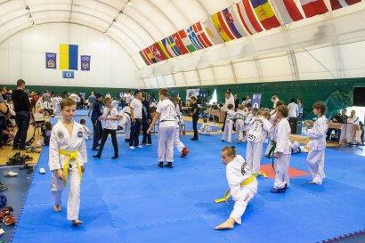 В Одессе прошел детский Кубок Украины по таэквондо ITF