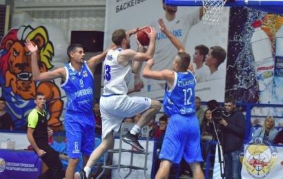 Уверенная победа одесских баскетболистов над николаевскими соперниками