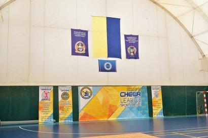 Открытый Кубок Одесской области по черлидингу и чир-спорту