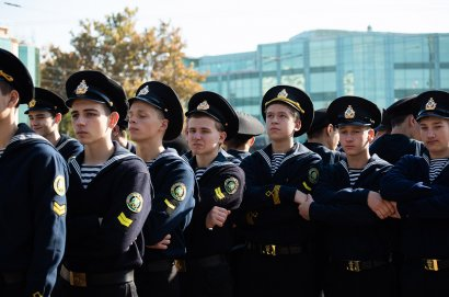Одесситы выразили решительную поддержку Андрею Новичкову