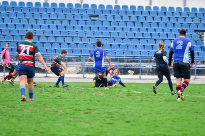 В Одессе прошел Кубок студенческой лиги по регби-7